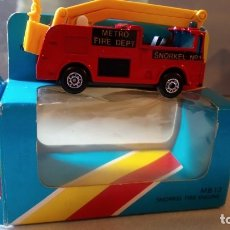 Coches a escala: MATCHBOX--SNORKEL. Lote 175556883