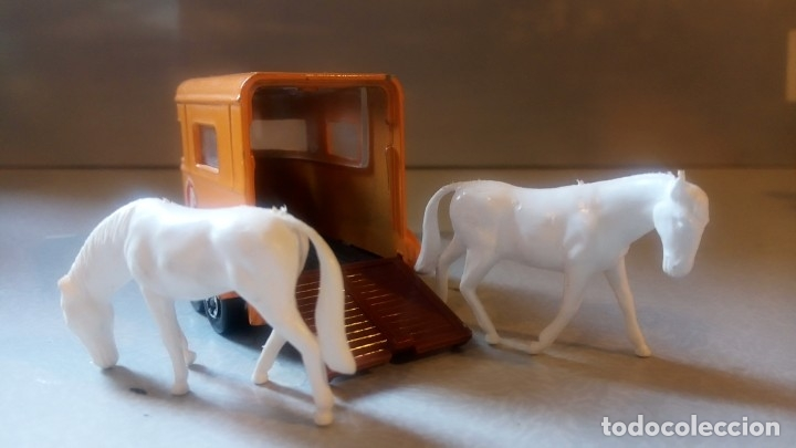 Coches a escala: MATCHBOX--SUPERFAST-PONY TRAILER - Foto 2 - 175590120