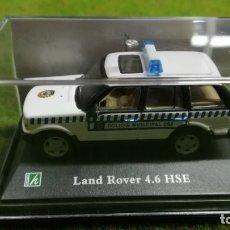 Coches a escala: LAND ROVER 4.6 HSE POLICIA MUNICIPAL - CARARAMA - 1/72. Lote 176350369