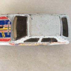 Auto in scala: COCHE PEUGEOT 205 REF 20 MARCA MIRA 1/60 APROXIMADAMENTE. Lote 176785528