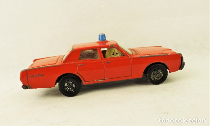 Coches a escala: Matchbox Lesney Mercury - Foto 3 - 177740834