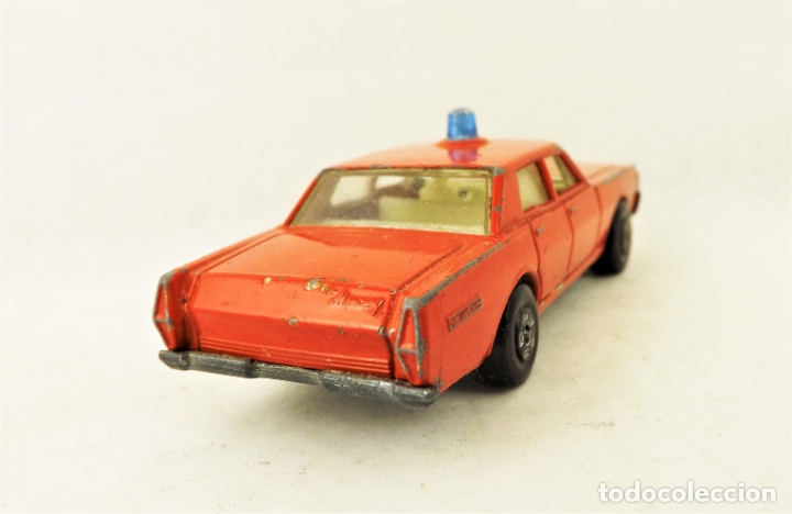 Coches a escala: Matchbox Lesney Mercury - Foto 4 - 177740834