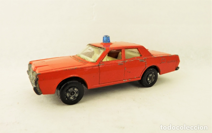 MATCHBOX LESNEY MERCURY (Juguetes - Coches a Escala 1:72)