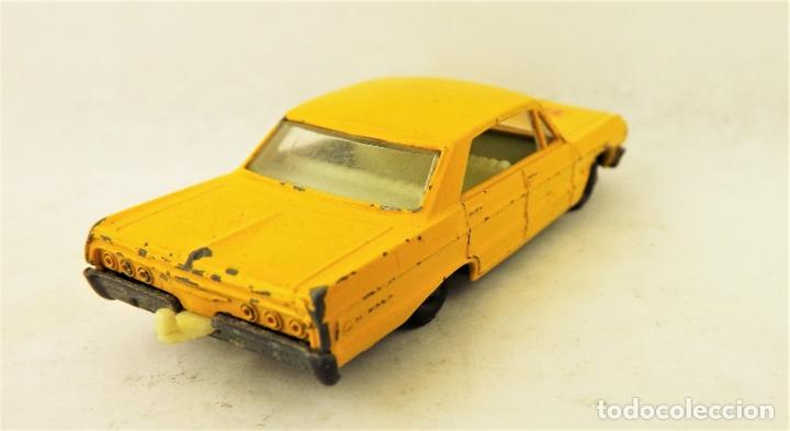 Coches a escala: Matchbox nº 20 Chevrolet Impala Taxi 1/70 - Foto 3 - 177741289