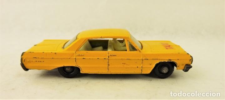Coches a escala: Matchbox nº 20 Chevrolet Impala Taxi 1/70 - Foto 4 - 177741289