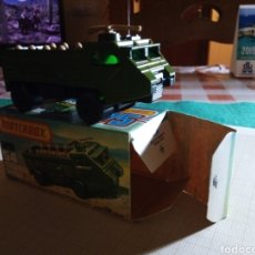 Coches a escala: MATCHBOX PERSONNEL CARRIER. Lote 182314695