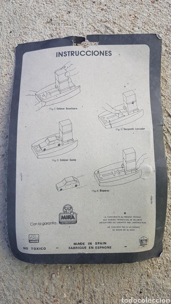 Coches a escala: Turbo lanzador coche mira en blister - Foto 2 - 182675706