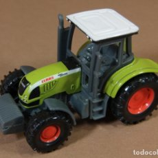 Coches a escala: SIKU TRACTOR AGRICOLA CLASS EN METAL MADE IN GERMANY MATCHBOX. Lote 182810188