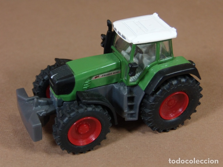 MIRA SIKU TRACTOR AGRICOLA FEND EN METAL MADE IN GERMANY MATCHBOX (Juguetes - Coches a Escala 1:72)