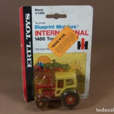 Coches a escala: MIRA ERTL TRACTOR AGRICOLA INTERNATIONAL EN METAL MADE IN USA 1970S MATCHBOX. Lote 182810455