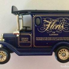 Coches a escala: LLEDO DAYS GONE FLORIS OF LONDON – AZUL - VINTAGE 1993 ENGLAND. Lote 183013276