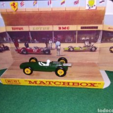 Coches a escala: MATCHBOX EXPOSITOR CON COCHE. Lote 183534982