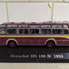 Coches a escala: AUTOCAR HENSCHEL HS 100 N 1953. Lote 183745263