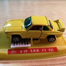 Coches a escala: GUISVAL BMW 33 CSL CON CAJA A ESTRENAR. Lote 222324435