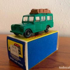 Coches a escala: LAND ROVER SAFARI MATCHBOX 12. Lote 184848805