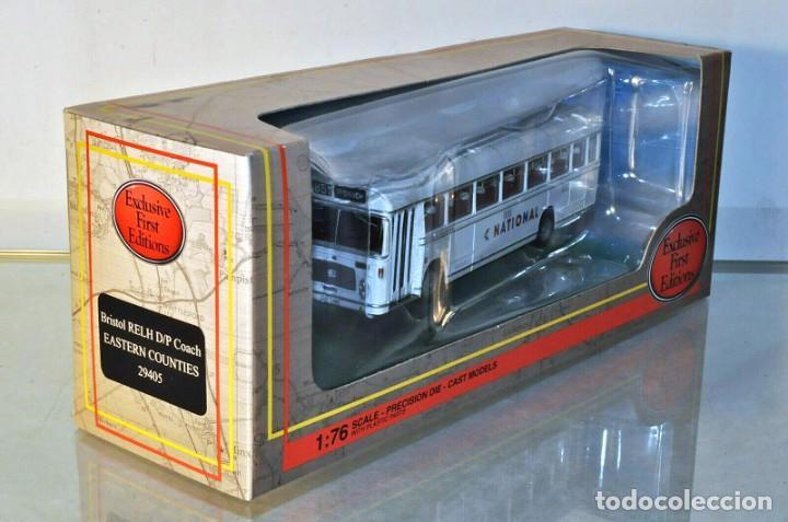 Coches a escala: Autobus BRISTOL RELH D/P. E 1:76 - Foto 2 - 185707657