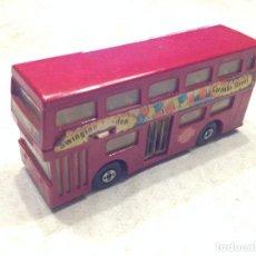 Coches a escala: MATCHBOX - THE LONDONER - 1972 SIN CAJA - AUTOBUS LONDRES. Lote 187493695