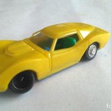 Coches a escala: NACORAL CHIQUI CARS CHEVROLET CORVETTE. Lote 191337810