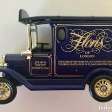 Coches a escala: LLEDO DAYS GONE FLORIS OF LONDON – AZUL - VINTAGE 1993 ENGLAND. Lote 194220551