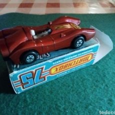 Coches a escala: MATCHBOX TURBO FURY. Lote 194980616