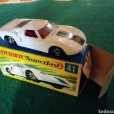 Coches a escala: MATCHBOX FORD GT. Lote 195098967