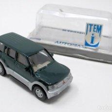 Auto in scala: MITSUBISHI PAJERO DE JOY CITY - AUTOMAX - ESCALA 1/72.. Lote 199856307