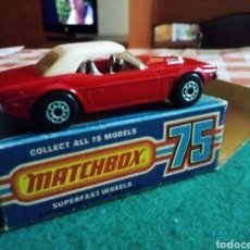 Coches a escala: MATCHBOX DODGE CHALLENGER. Lote 202479177