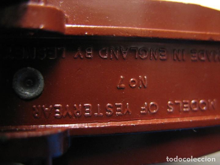 Coches a escala: camion matchbox (lesney) 1º epoca ruedas metal - Foto 4 - 202937201