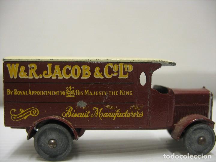 Coches a escala: camion matchbox (lesney) 1º epoca ruedas metal - Foto 5 - 202937201