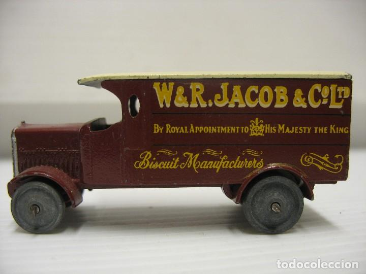 Coches a escala: camion matchbox (lesney) 1º epoca ruedas metal - Foto 7 - 202937201
