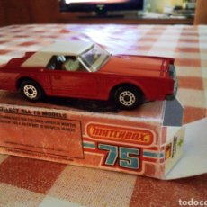 Coches a escala: MATCHBOX LINCOLN CONTINENTAL. Lote 203258320