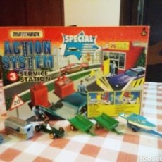 Coches a escala: LOTE MATCHBOX Y MATCHBOX ACTION SYSTEM. Lote 204353607