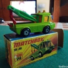 Coches a escala: MATCHBOX TOE JOE. Lote 205206056