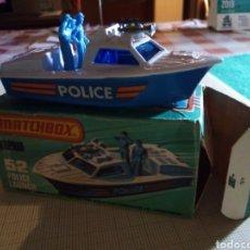 Coches a escala: MATCHBOX POLICE. Lote 205288747