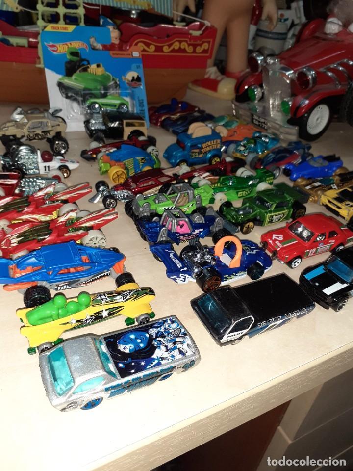 Coches a escala: Hotwheels.Lote de 35 unidades.Originales. - Foto 2 - 207483945