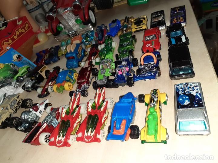 Coches a escala: Hotwheels.Lote de 35 unidades.Originales. - Foto 3 - 207483945