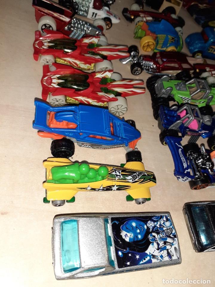 Coches a escala: Hotwheels.Lote de 35 unidades.Originales. - Foto 4 - 207483945