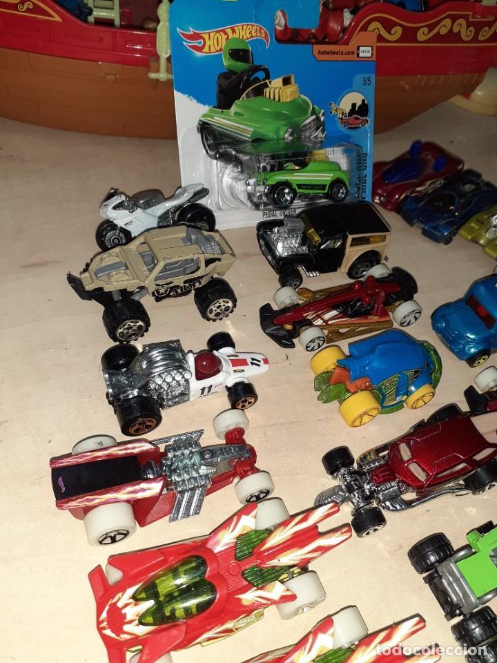 Coches a escala: Hotwheels.Lote de 35 unidades.Originales. - Foto 5 - 207483945