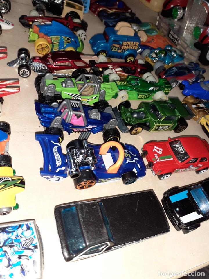 Coches a escala: Hotwheels.Lote de 35 unidades.Originales. - Foto 6 - 207483945