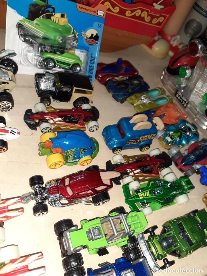 Coches a escala: Hotwheels.Lote de 35 unidades.Originales. - Foto 7 - 207483945