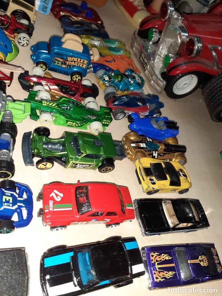 Coches a escala: Hotwheels.Lote de 35 unidades.Originales. - Foto 8 - 207483945
