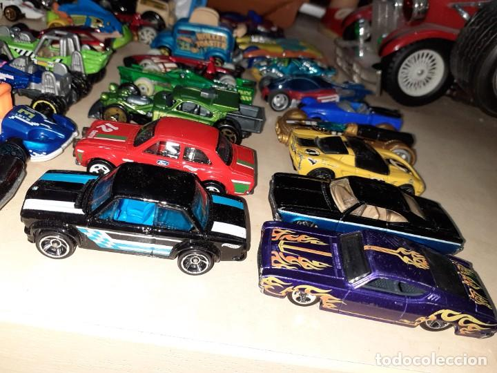Coches a escala: Hotwheels.Lote de 35 unidades.Originales. - Foto 10 - 207483945
