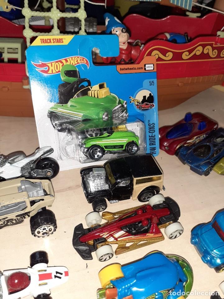 Coches a escala: Hotwheels.Lote de 35 unidades.Originales. - Foto 11 - 207483945