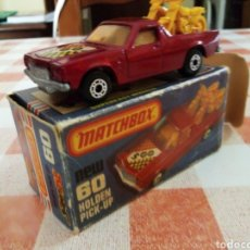 Coches a escala: MATCHBOX PICK UP. Lote 209867046