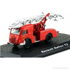 Coches a escala: RENAULT GALION T2 CAMION BOMBEROS 1:72 ATLAS DIECAST. Lote 243499780