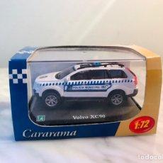 Coches a escala: CARARAMA VOLVO XC 90 POLICIA MUNICIPAL. Lote 210256201