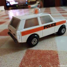 Coches a escala: MATCHBOX RANGE ROVER POLICE. Lote 210412188