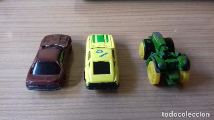 Coches a escala: Lote de coches a escala 1 / 72 - Foto 3 - 211980357