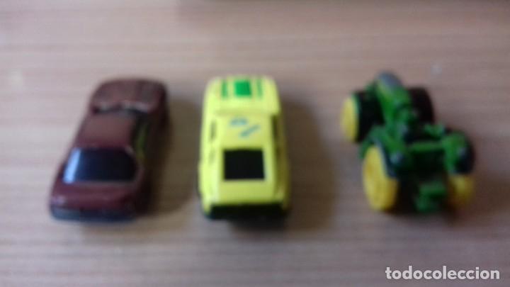 Coches a escala: Lote de coches a escala 1 / 72 - Foto 4 - 211980357