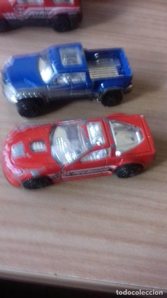 Coches a escala: Lote de coches a escala 1 / 72 - Foto 10 - 211980357
